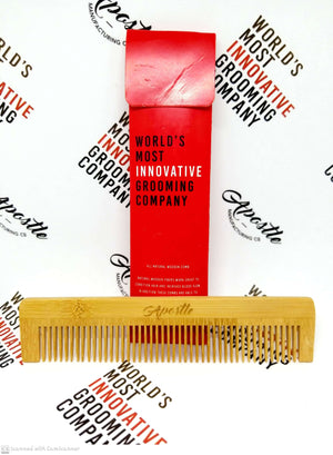 Apostle Natural Wood Comb