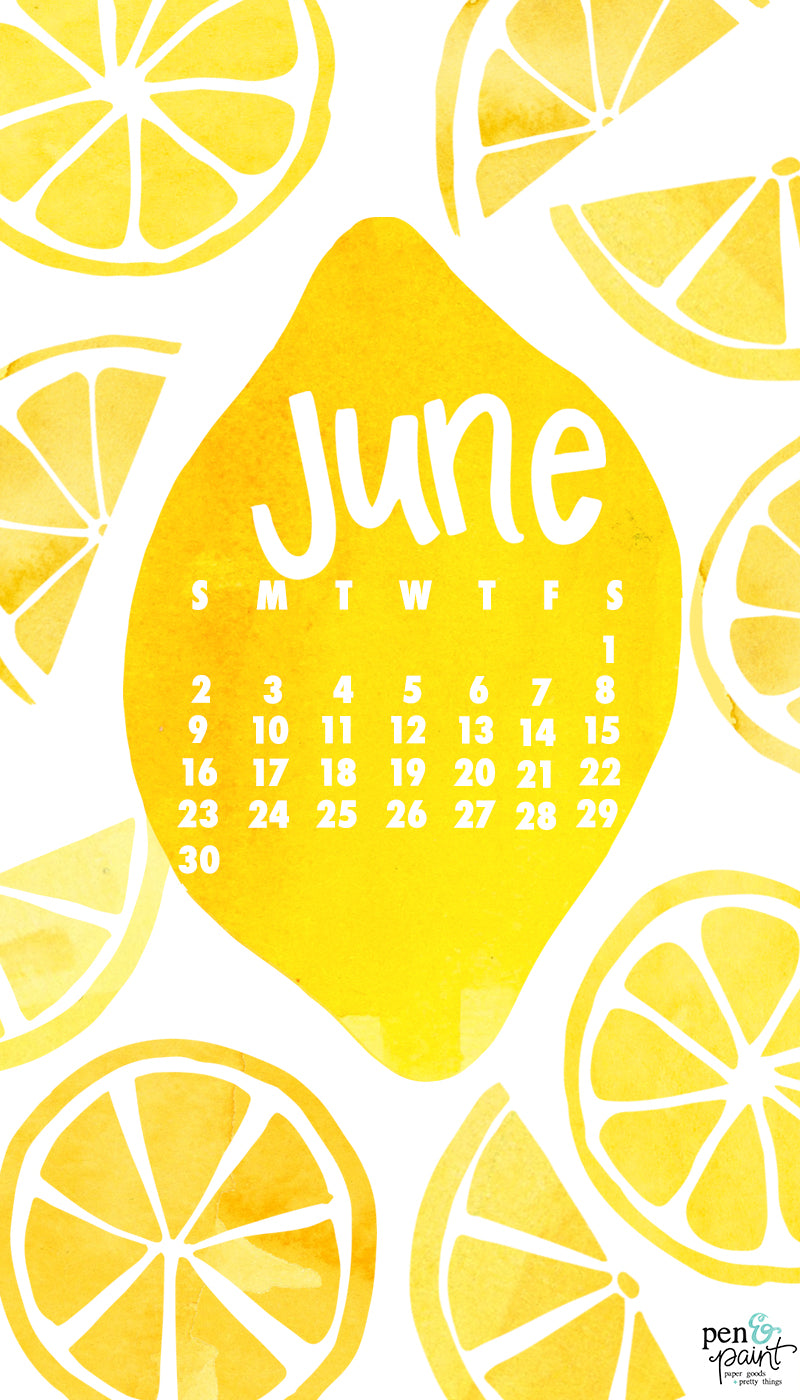 Free June Wallpaper & Background