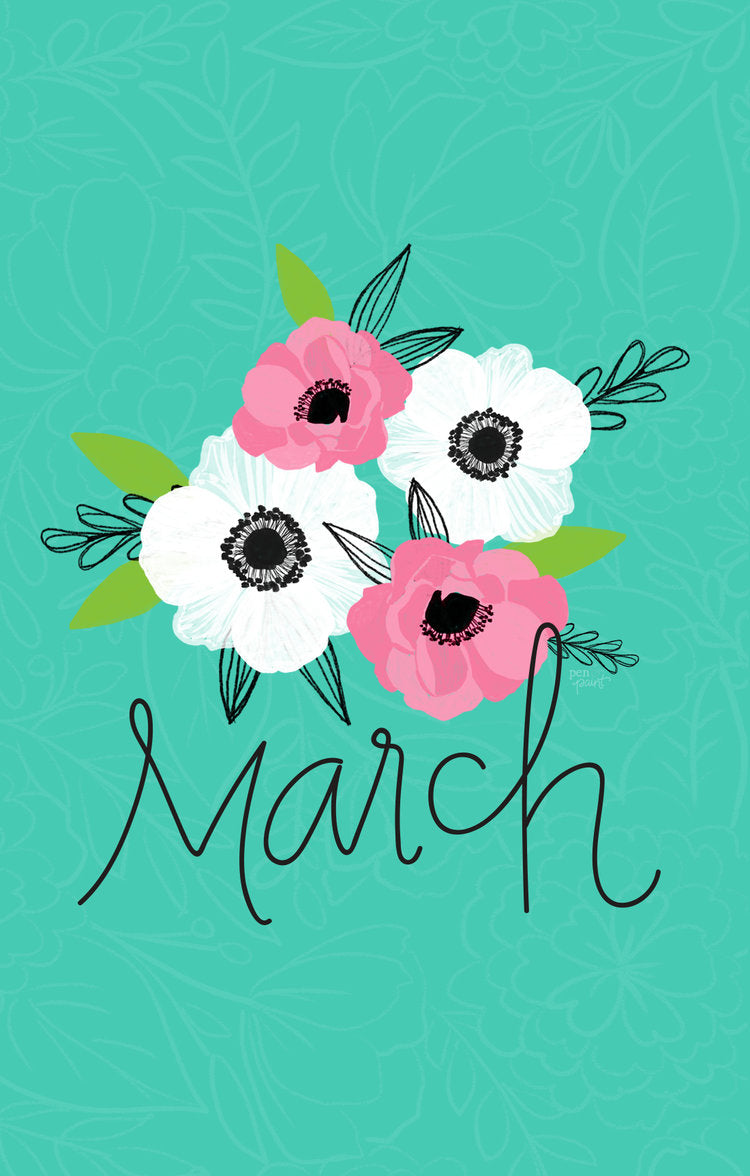 March Free Wallpaper & Desktop Background