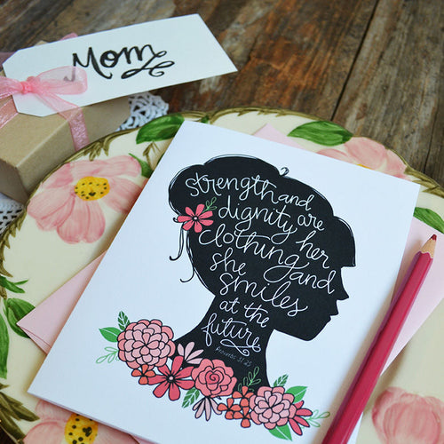 Proverbs 31 Woman, Mother's Day Card