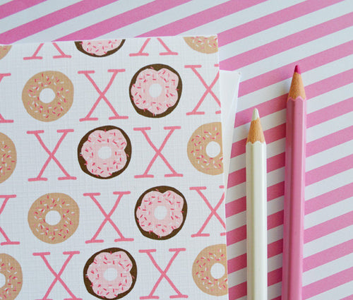XOXO Donut card