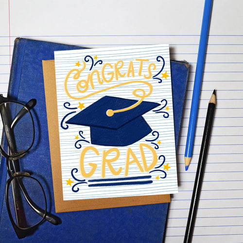 Congrats Grad, Graduation Card