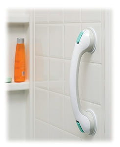 BodyHealt Bathroom Bathtub and Shower Balancing Assist Suction Grab Bar (24)