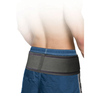 Bodyhealt Light and Comfortable Sacroiliac SI Joint Belt | for Low Back and Pelvic Pain Relief | 2 Way System adjusts for Perfect Pressure