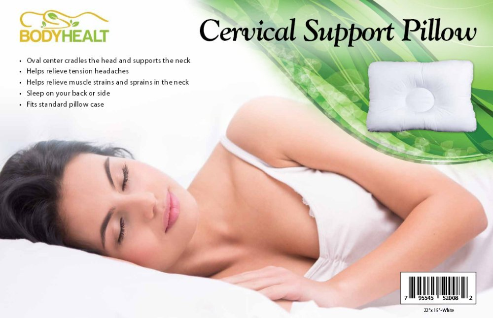 Bodyhealt Cervical Pillow for Your Neck & Back