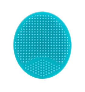 BodyHealt Baby Bath Silicone Brush - Removes Cradle Skin - Very Conferrable - Those Not Scratching The Baby's Skin