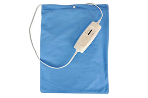 "BodyHealt 4-Setting Microplush/SoftTouch Heating Pad - Moist/Dry - Auto Off (12""x15"")"
