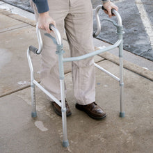 Load image into Gallery viewer, BodyHealt Easy to Rise Folding Walker - Toilet Safety Frame - Sit-to-Stand