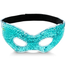 Load image into Gallery viewer, Bodyhealt Cooling Eye Ice Masks Gel for Headaches,Migraines and Stress Relief. Gel Eye mask-spa Gel Eye mask. Cold Pads-Warm Pads-Cool and Warm Compress, for Puffy Eyes and Dry Eyes.FDA Approved.