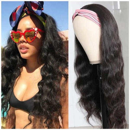 Headband Wigs For Bodywave - Estelle Wig