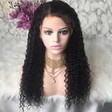Estelle Wig Jerry curl Wig Black Friday Sale Lace Front Human Hair Wigs 150% Density Brazilian Human Hair Lace Wig Pre Plucked Hairline - Estelle Wig