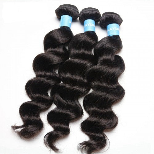 3 Bundles a Lot 8A Grade Brazilian Exotic Wave Virgin Hair - Estelle Wig