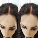 Kinky Curly Breath Lace Frontal Wig - Estelle Wig