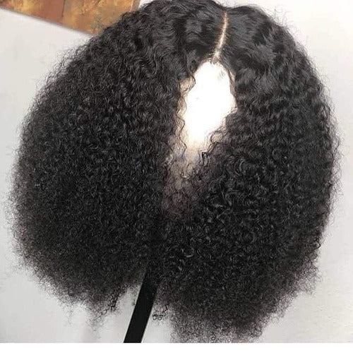 Afro Kinky Curly Invisiable Wig - Estelle Wig