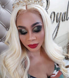613 Blonde Body Wave Wig - Estelle Wig