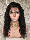 Natural Wave Lace Front Wig - Estelle Wig