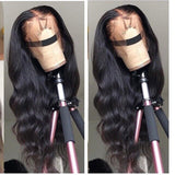 HD Lace with Invisible Knots 13x6 Lace Front Wig Body Wave - Estelle Wig