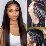 13x6 HD Lace Front Wig Straight Hair
