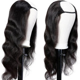 U-part Wig Body wave Clearance Stock  SALE