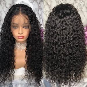 150% Density Lace Front 13x6 Wig Wet and Wavy Wigs