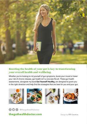 Gut Health Assessments Booklet