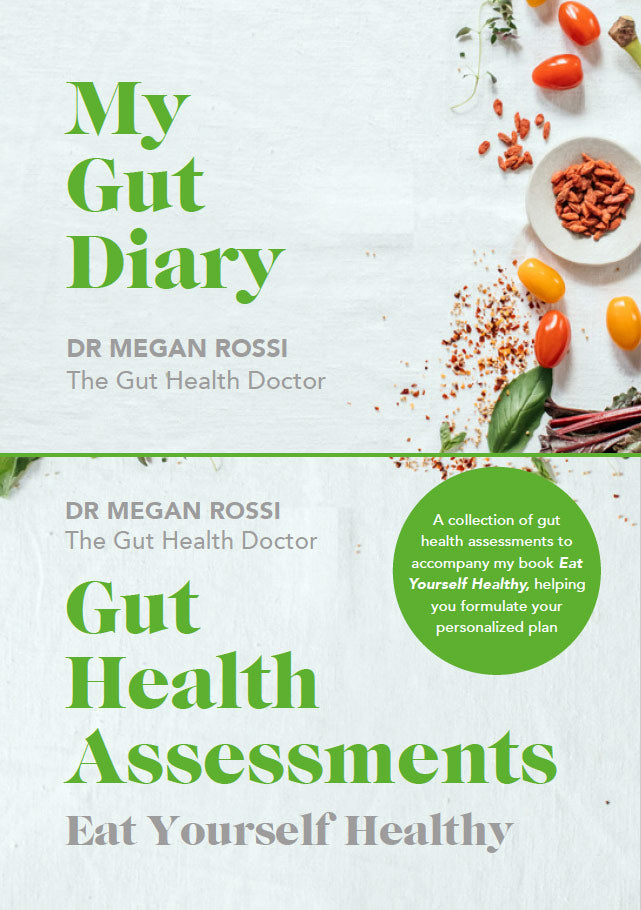 My Gut Diary & Gut Health Assessments Bundle