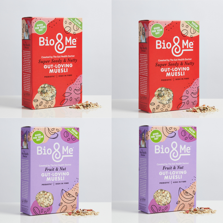 4-Pack Bundle - Muesli