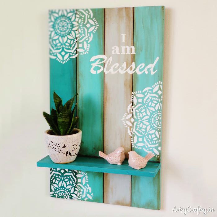 Wall Shelf Decor