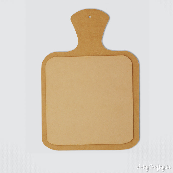 Chopping board Big MDF