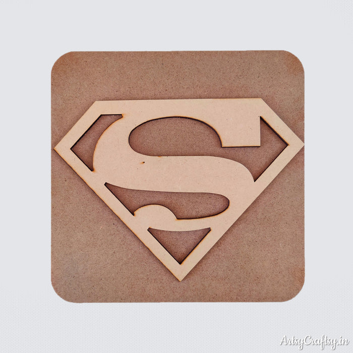 Super hero object (Superman)