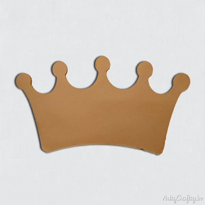 Crown king name plate