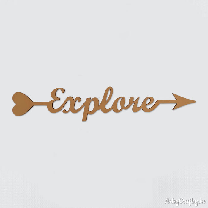 Explore Arrow Word