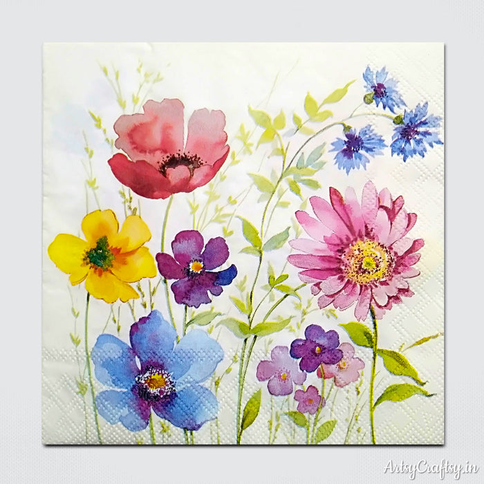 Decoupage Tissue