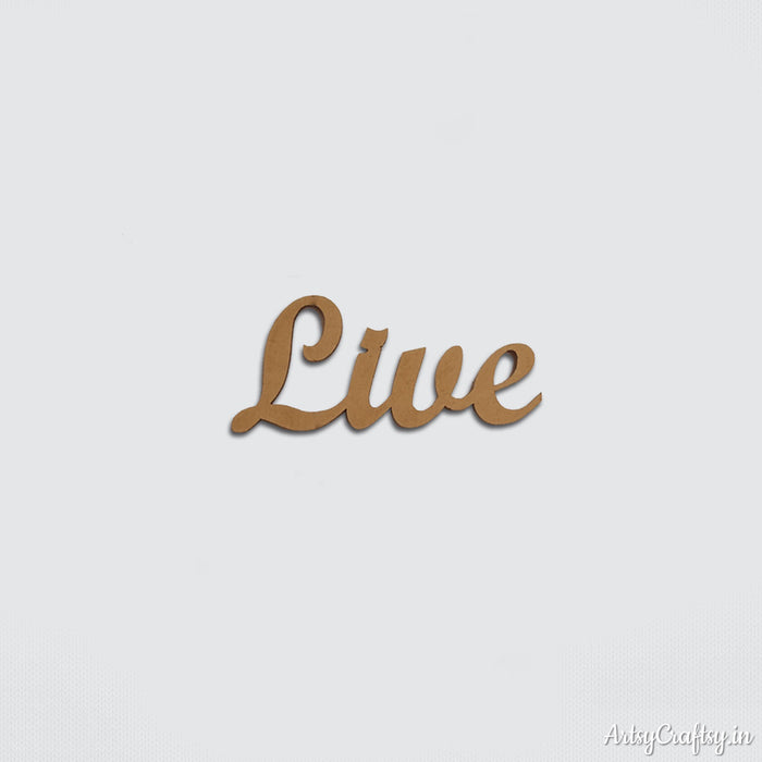 Live Sentiment cutout