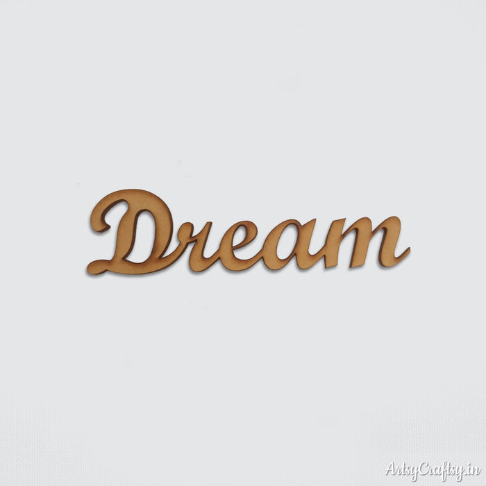 Dream Sentiment cutout
