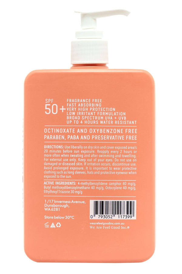 Sensitive Sunscreen Lotion 400 ml