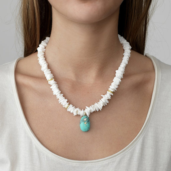 Pebble Beach Necklace