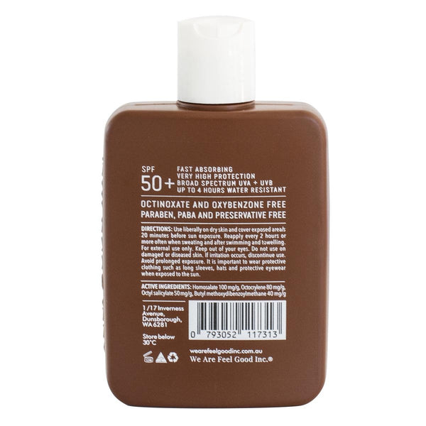 Coconut Sunscreen 200ML