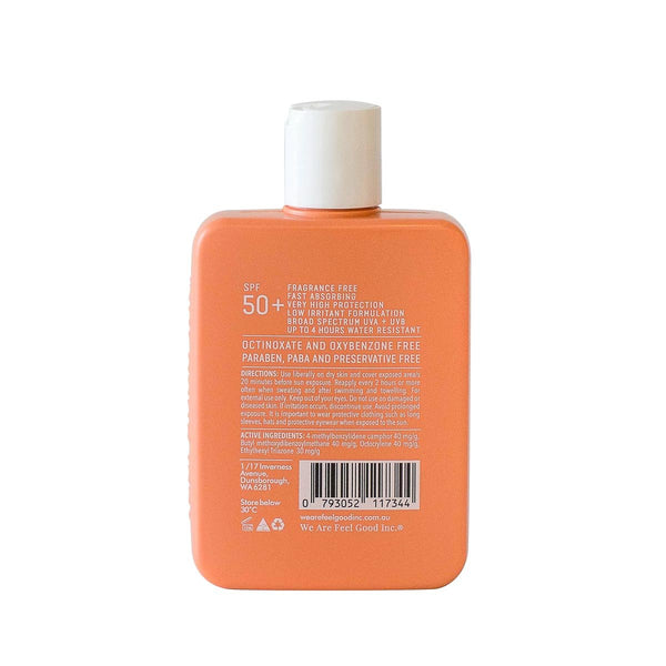 Sensitive Sunscreen 200ML