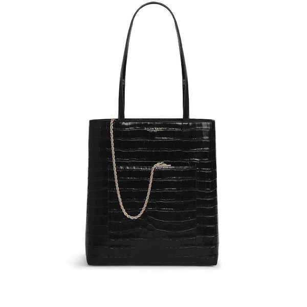 The Madeline Croc Tote