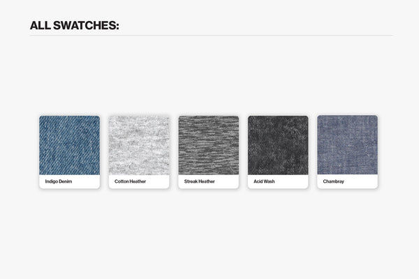 5 Pack Top Selling Fabric Textures