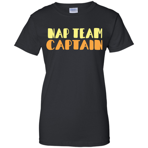 Nap Team Captain T-Shirt