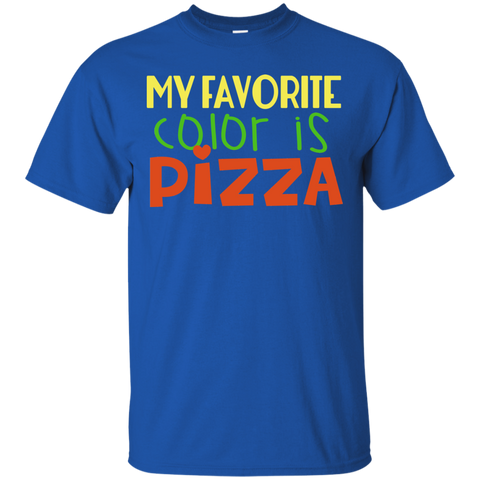 Image of My Favorate Color Is Pizza T-Shirt
