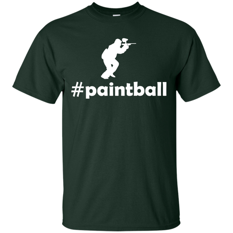 #Paintball T-Shirt