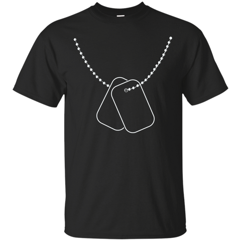 Image of Dog Tags T-Shirt