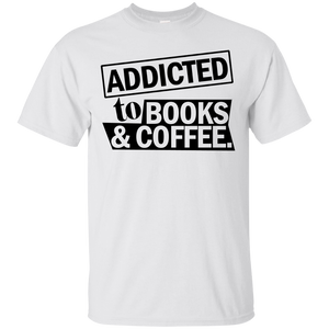 Coffe and Books T-Shirt