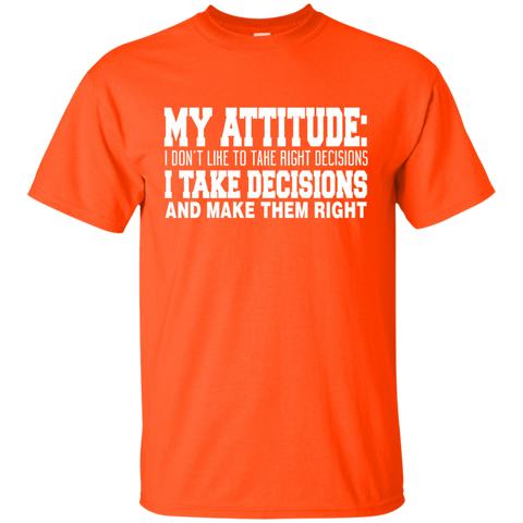 Image of My Attitude T-Shirt
