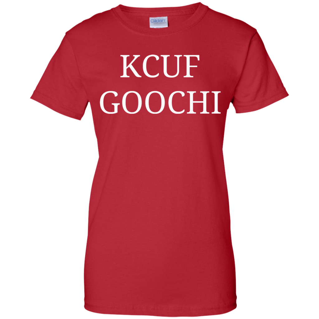 KCUF GOOCHI Ladies' Cotton T-Shirt
