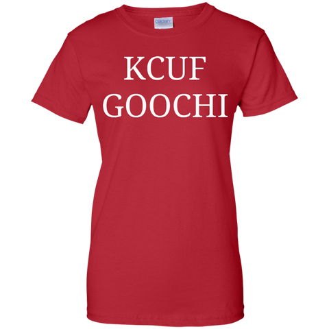 Image of KCUF GOOCHI Ladies' Cotton T-Shirt