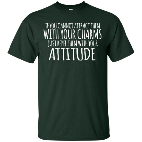 Image of Repel Them with Attitude T-Shirt